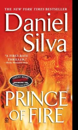 Daniel Silva Prince Of Fire