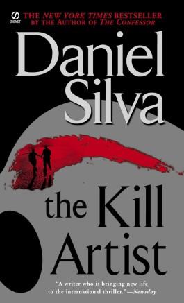 Daniel Silva The Kill Artist