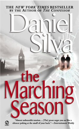Daniel Silva The Marching Season